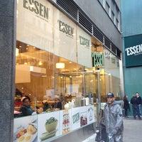 Foto scattata a Essen Fast Slow Food da madslim il 10/28/2013