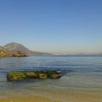 Foto tirada no(a) Praia de Boa Viagem por Mila T. em 7/7/2013