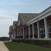 Photo taken at Shinnecock Hills Golf Club by Jennifer F. on 7/12/2015