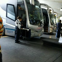 Photo taken at Terminal Central de Autobuses del Norte by J A G. on 12/1/2012