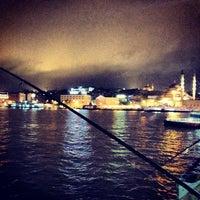 5/9/2013 tarihinde Fatih V.ziyaretçi tarafından Galata Köprüsü'de çekilen fotoğraf