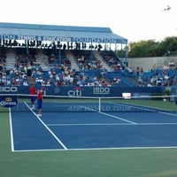 Photo taken at Citi Open Tennis Tournament by Brian H. on 7/29/2013