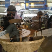 Photo taken at Bo's Coffee by Penpen Q. on 12/18/2012