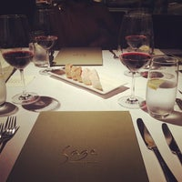 Photo taken at Sage Restaurant & Wine Bar by Ah B. on 1/25/2014