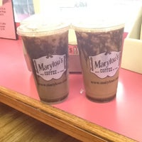 Photo taken at Marylou's Coffee by danielle g. on 4/11/2013