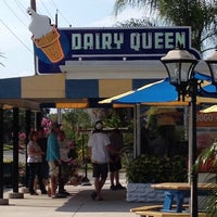 Photo taken at Dairy Queen by Kate T. on 5/26/2014