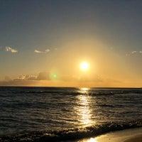 Photo taken at Ukumehame Beach by Johann R. on 11/15/2017