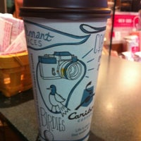 Photo taken at Caribou Coffee by Bruce R. on 9/30/2012