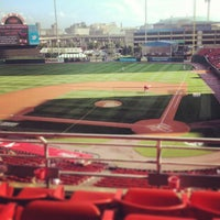 Photo taken at Coca-Cola Field by Clark D. on 7/3/2013