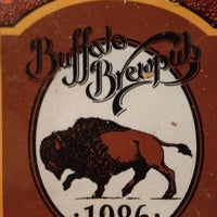 Photo taken at Buffalo Brewpub by Clark D. on 11/18/2012