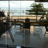 Photo taken at Vela e Mar Hotel Fortaleza by Henrique O. on 10/11/2012