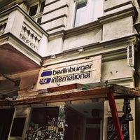 Das Foto wurde bei Berlin Burger International von David O. am 6/8/2013 aufgenommen