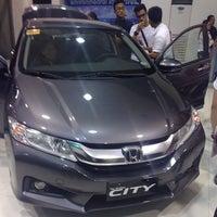 Photo taken at Honda Cars Alabang by Cart'z E. on 4/22/2014
