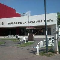 Foto tomada en Museo de la Cultura Maya por Sally Stephan M. el 2/14/2013