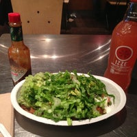 Photo taken at Chipotle Mexican Grill by Amy W. on 1/18/2013