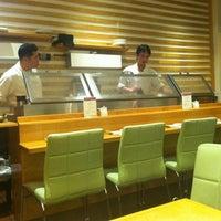Photo taken at Fish Market Sushi Bar by Zi G. on 1/16/2013