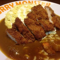 Photo taken at Curry Monster by Muáyy t. on 1/12/2016