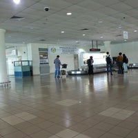 Photo taken at Arrival Hall by man 7. on 4/30/2013