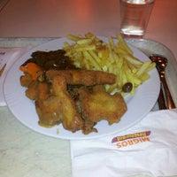 Photo taken at Migros Restaurant by Sai Sai N. on 11/2/2012