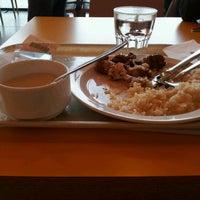 Photo taken at Migros Restaurant by Sai Sai N. on 10/17/2012