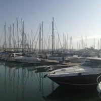 Photo taken at Larnaca Marina by Andrey R. on 6/12/2013