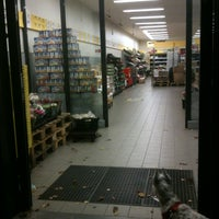 Photo taken at Netto by M S. on 11/17/2012