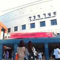 Photo taken at 한경직 기념관 by Cinnamon Y. on 7/24/2013