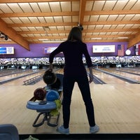 Photo taken at West County Lanes by Chris V. on 12/26/2013