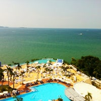 Photo taken at Royal Cliff Hotels Group by Pe A. on 12/8/2012