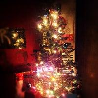 Photo taken at Beirut Cafe & Bar by Bora K. on 12/23/2012