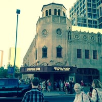 Photo taken at Orpheum Theater by Kerry on 5/30/2014