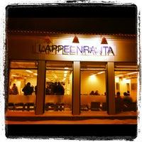 Снимок сделан в Lappeenranta Airport (LPP) пользователем Vanches B. 12/4/2012