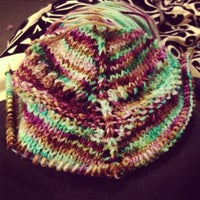 Photo taken at SparkleShan Yarn Co. by Shannon O. on 11/11/2012