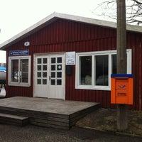 Photo taken at Pärnu Paadipood by Maria G. on 4/27/2013