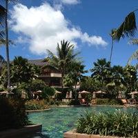 Photo taken at Anantara Bophut  Resort And Spa by Reini on 10/7/2012