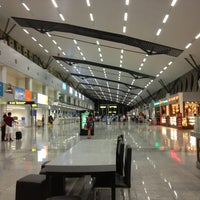Photo taken at Da Nang International Airport (DAD) by Roger on 7/28/2013