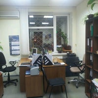 Photo taken at офисы Чуйкова 2 by Ефим С. on 2/18/2013