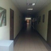 Photo taken at офисы Чуйкова 2 by Ефим С. on 12/8/2013