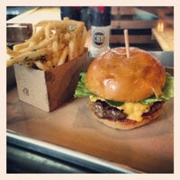 Photo taken at Chop House Burger by Philip P. on 3/9/2013