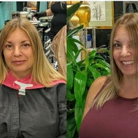 Photo taken at Guys & Dolls Hair Salon, Fort Lauderdales Best Hair Color Salon by Jonathan T. on 9/23/2016