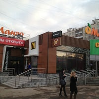 Photo taken at McDonald's by Аня К. on 4/3/2013