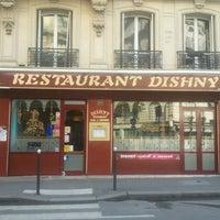Photo prise au Dishny par Vidal le4/1/2013