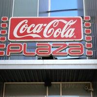 Photo taken at Coca-Cola Plaza by 🎀Yuliya F. on 8/4/2013