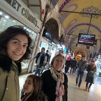 Photo taken at Cevahir Bedesteni Kapalicarsi (Oldbazaar) by Şehbal G. on 12/23/2017