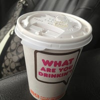 Photo taken at Dunkin Donuts by Megan M. on 2/27/2013