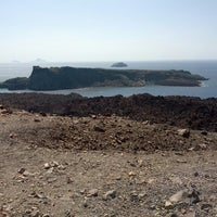 Photo taken at Volcano of Santorini by Emil S. on 9/2/2013