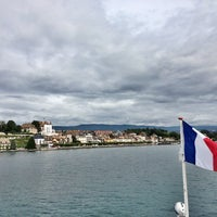 Photo taken at Cruise Genève-Yvoire by Alexey E. on 9/14/2013