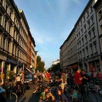 Das Foto wurde bei Critical Mass Berlin von Maksim Y. am 7/29/2016 aufgenommen