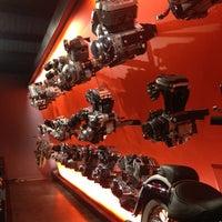 Photo taken at Harley-Davidson Museum by Jiri M. on 4/6/2013