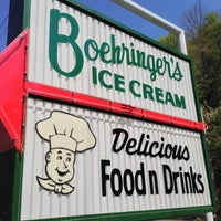 Photo taken at Boehringer's Ice Cream by iGCN on 4/27/2013